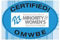 OMWBE Certified Logo